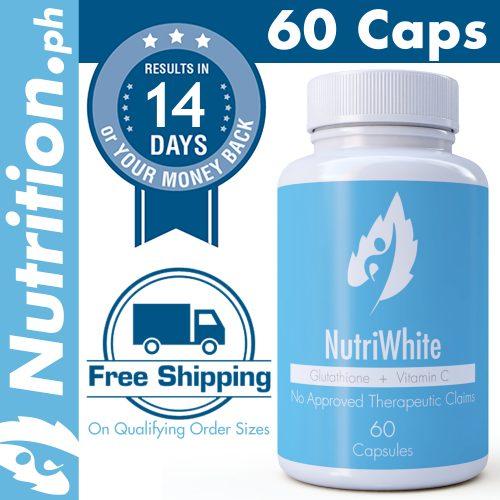 NutriWhite 60 Capsules