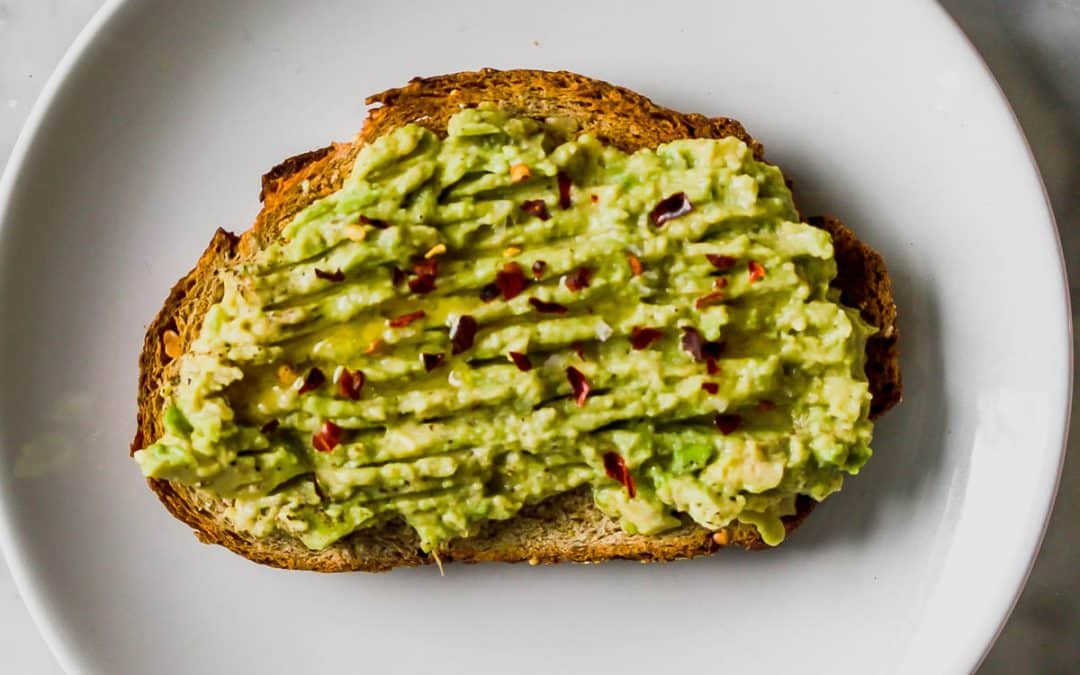 Avocado Toast | Easy and Healthy Breakfast