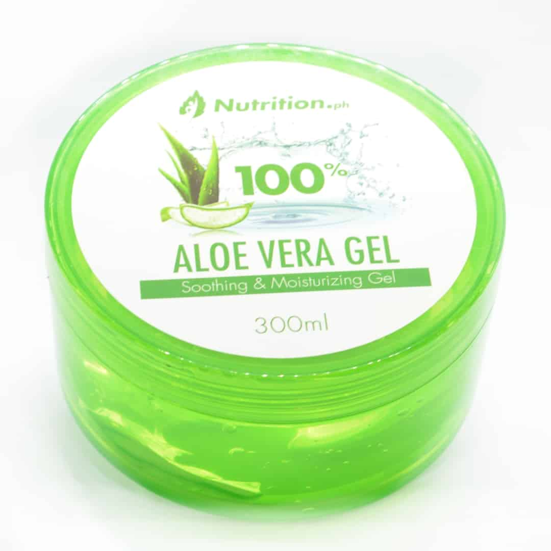 Large Aleo Vera Gel top side